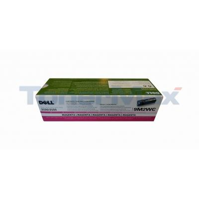 DELL 2150CN TONER CARTRIDGE MAGENTA